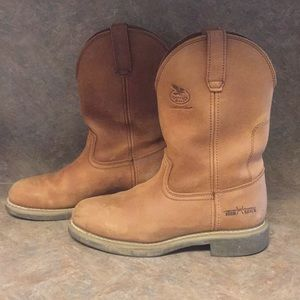 Georgia Comfort Core Farm Ranch Boots